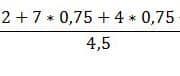 Karaktergennemsnit beregner