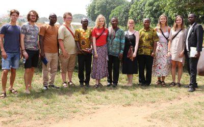 Sidste hilsen fra Ghana