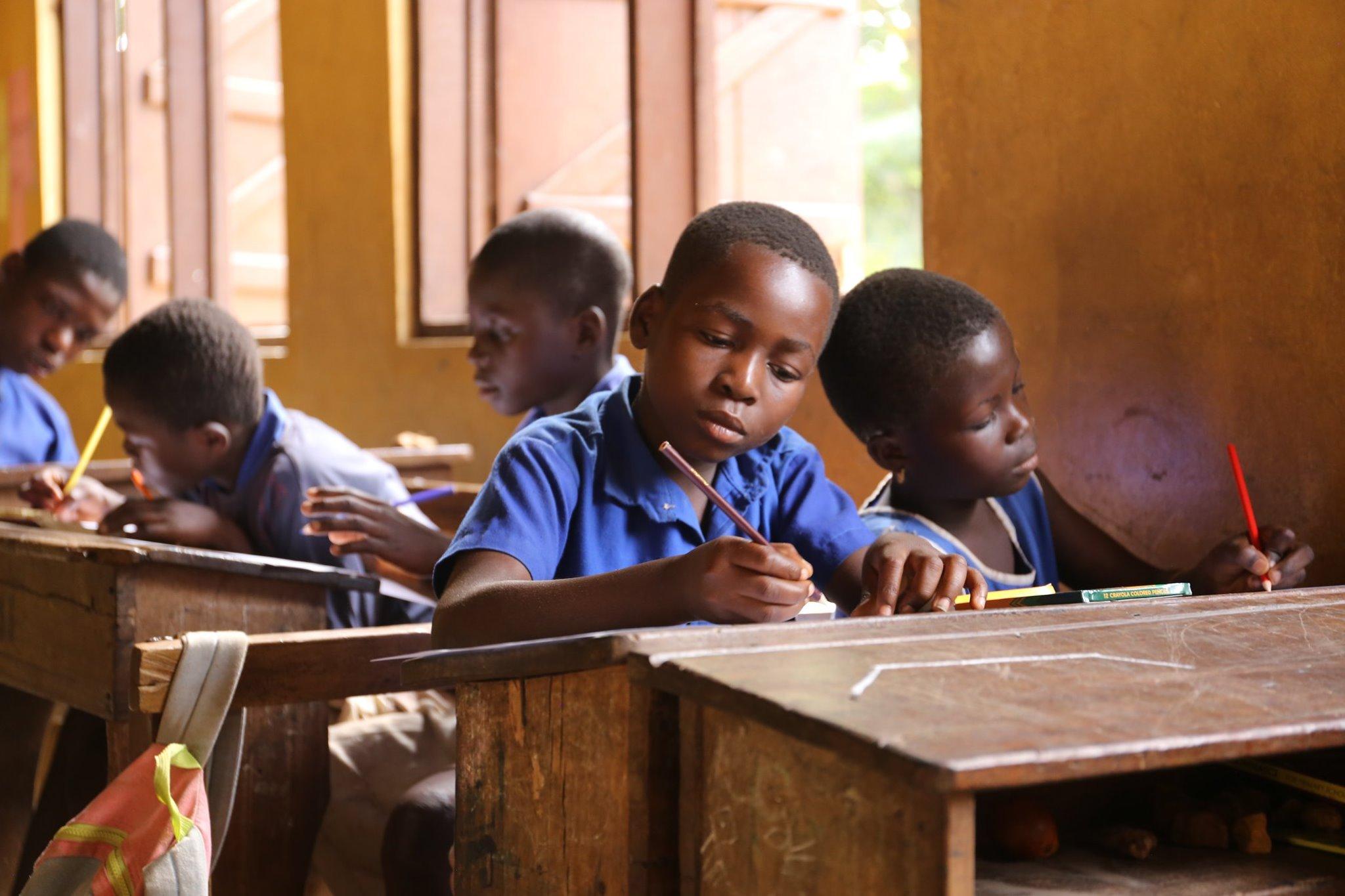 Ghana skole 2