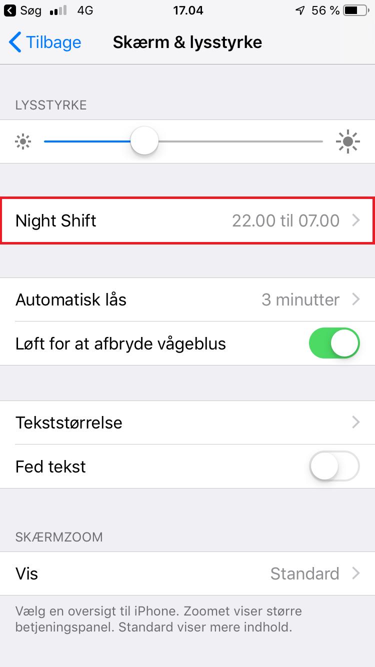 Night shift II