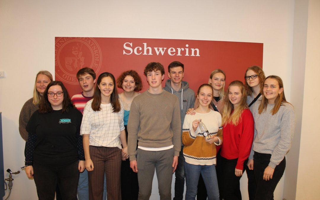 Dansk-tyske venskaber – Mulerne-Schwerin